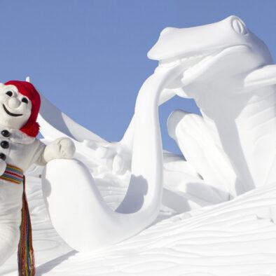 Bonhomme Carnaval du Quebec